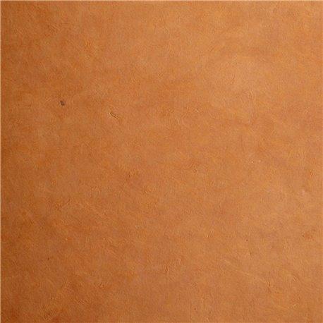 Papier népalais lokta lamaLi marron papier-fantaise-cartonnage-papier-meuble-carton