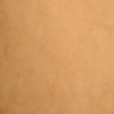 Papier népalais lokta lamaLi saumon papier-fantaise-cartonnage-papier-meuble-carton