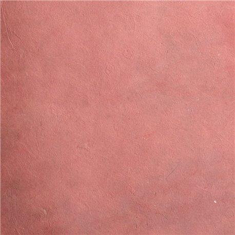 Papier népalais lokta lamaLi vieux rose foncé framboise