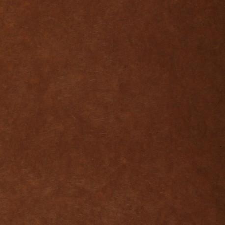 Papier népalais lokta sépia papier-fantaise-cartonnage-papier-meuble-carton