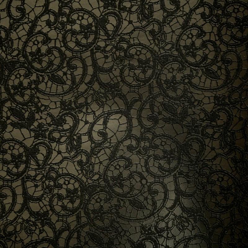papier simili cuir pour cartonnage calabria noir. Black Bedroom Furniture Sets. Home Design Ideas