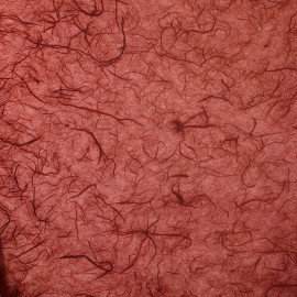 Papier murier bordeaux silk