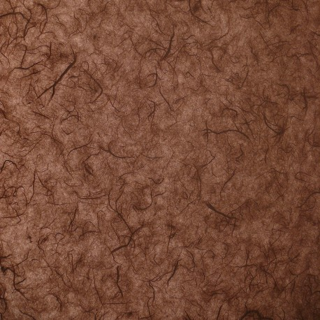 Papier murier brown silk
