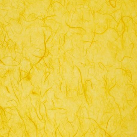 Papier murier jaune silk