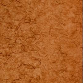Papier murier marron silk