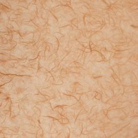 Papier murier saumon silk