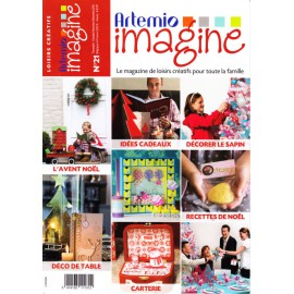 magazine artemio imagine n°21 oct nov déc 2012