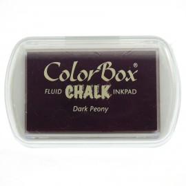 Tampon encreur Chalk dark peony CL71032
