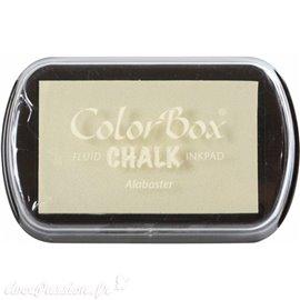 Tampon encreur Chalk alabaster CL71023