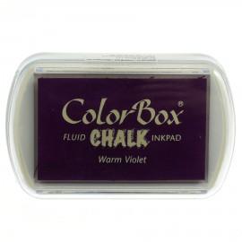 Tampon encreur Chalk warm violet CL71021