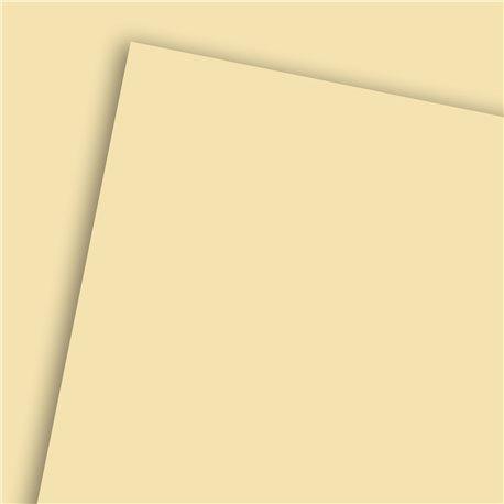 Papier uni beige
