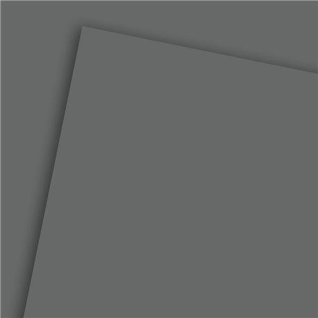 Papier uni gris anthracite