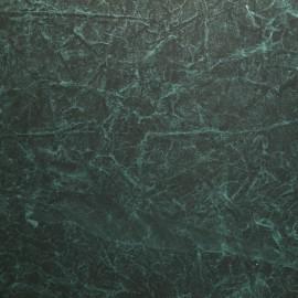 Papier marbré canvas noir cérusé turquoise