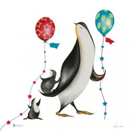 Carte postale Marilyn Roberston mr balloon