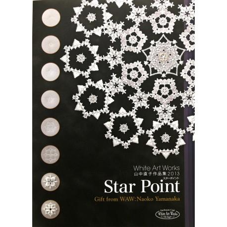 Livre Pergamano Parchment Star Point Naoko Yamanaka