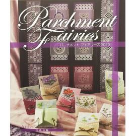 Livre Pergamano Parchment Fairies 2013