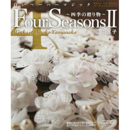 Livre Pergamano Four Seasons II Naoko Yamanaka