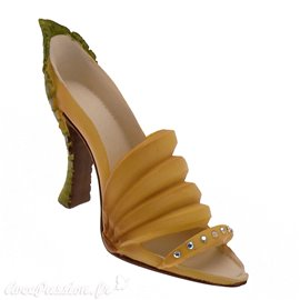 Chaussure miniature collection banane