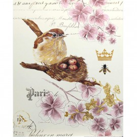 Carte d'art treasured nest