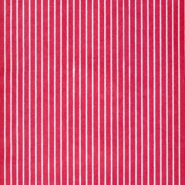 Papier à motifs marine rose framboise ligne blanche