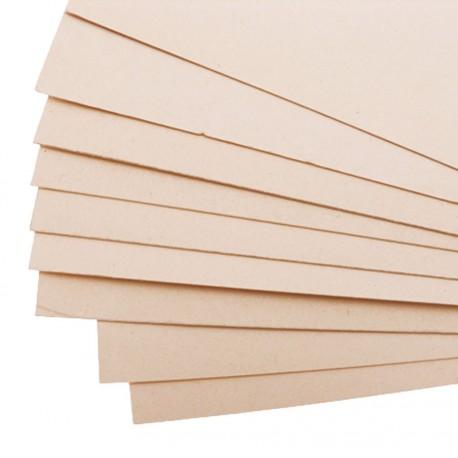 Encadrement Carton bois cartonnette carte fine 0.8mm 60x80cm