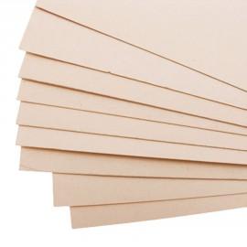 Encadrement Carton bois carton à biseau 3.3mm 60x80cm