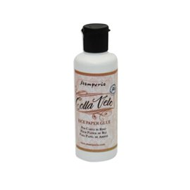 Colle papier de riz serviettes Velo 80ml