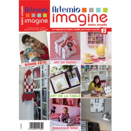 Magazine Artemio Imagine n°23 avril mai juin 2013