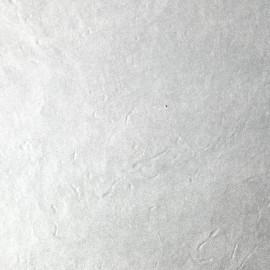 Papier népalais lokta argent