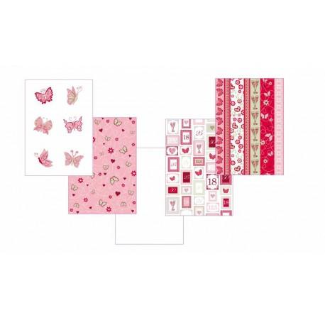 Pergamano papier parchemin collection anniversaire 62601 5fe
