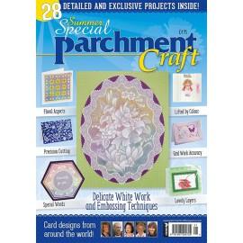 Parchment Craft magazine Pergamano spécial été 2014