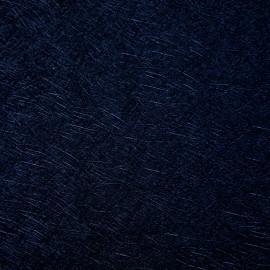 Papier simili cuir zafiro bleu azur