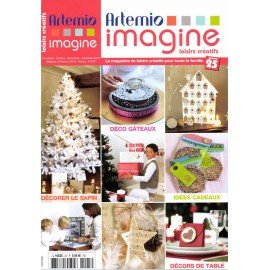 Magazine Artemio Imagine n°25 oct nov déc 2013