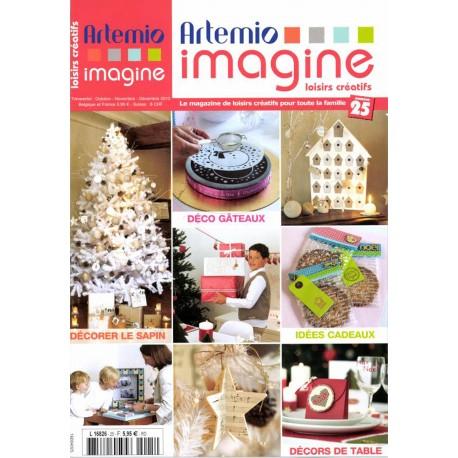 Magazine Artemio Imagine n°25 oct nov déc 2013