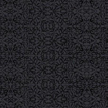 Papier fantaisie miniatures noir noir