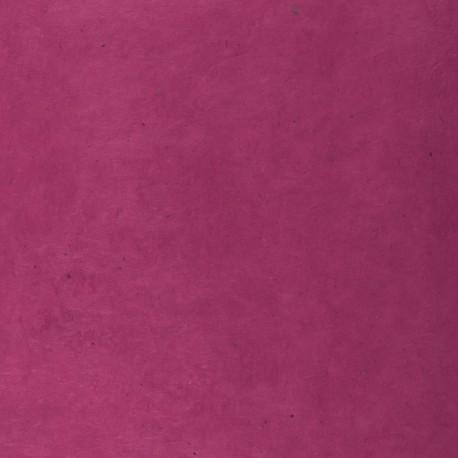 Papier népalais lokta rouge cerise