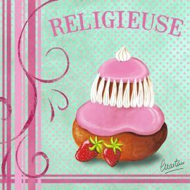 Carte postale Catherine Martini religieuses