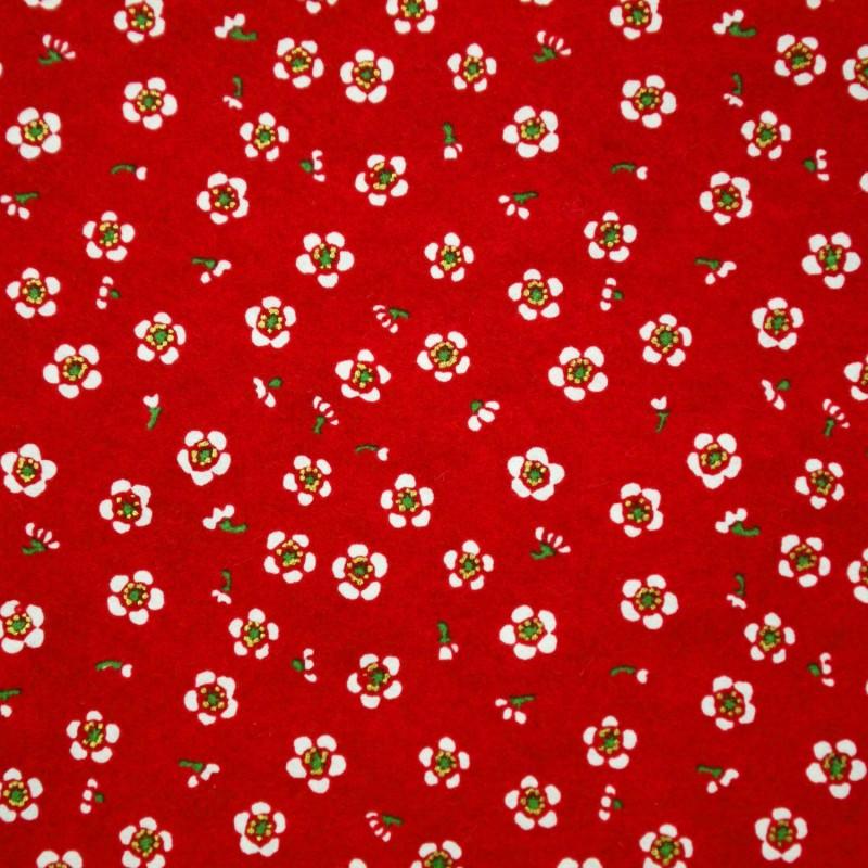 papier japonais washi chiyogami grand format fleurs blanches. Black Bedroom Furniture Sets. Home Design Ideas