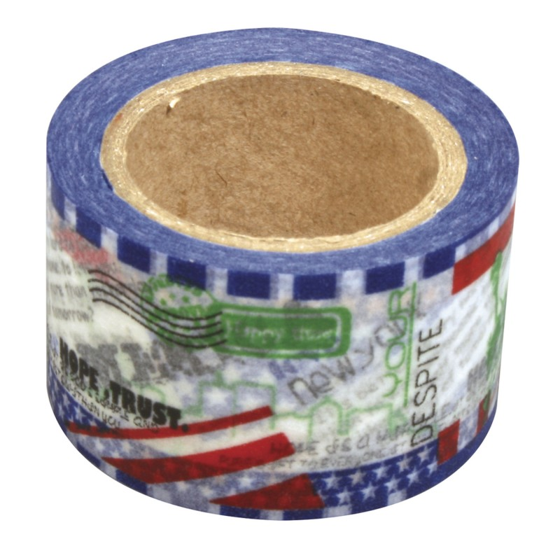 masking tape new york ruban papier adh sif washi pas cher. Black Bedroom Furniture Sets. Home Design Ideas
