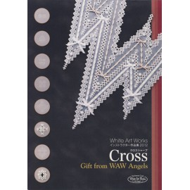 Livre Pergamano Parchment Cross waw angels