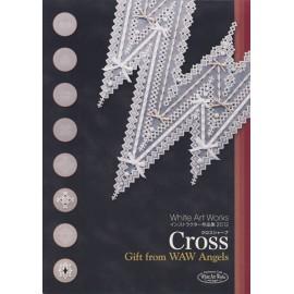 Livre Pergamano Parchment Cross waw angels