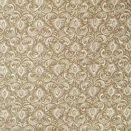 Papier fantaisie jasmine beige