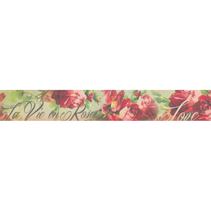 masking tape vintage roses anciennes papier adh sif washi ruban pas cher. Black Bedroom Furniture Sets. Home Design Ideas