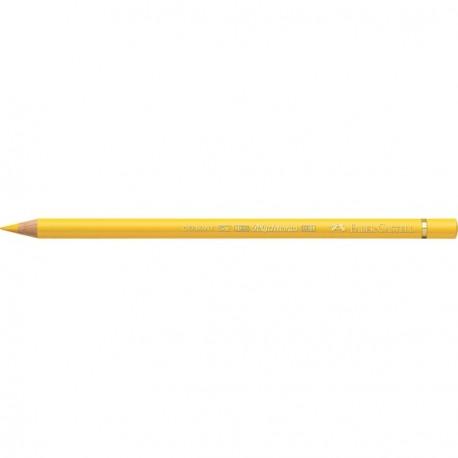 Crayon Faber Castell polychromos jaune cadmium 107 à l'unité