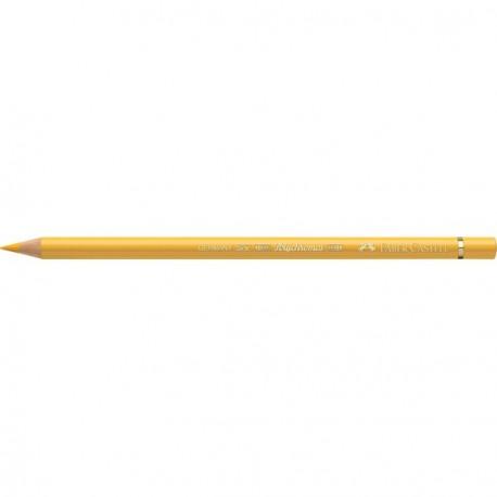 Crayon Faber Castell polychromos jaune cadmium foncé 108 à l'unité