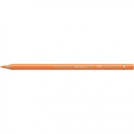 Crayon Faber Castell polychromos orange cadmium 111 à l'unité