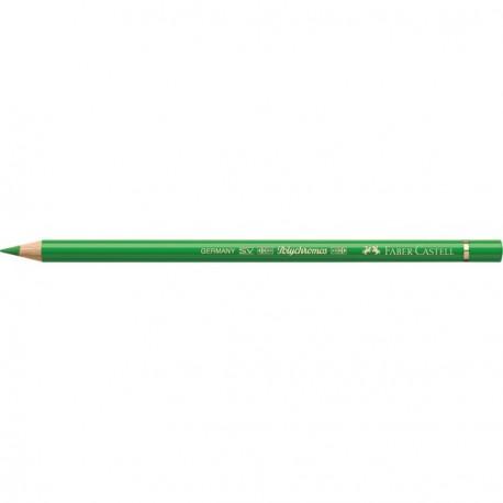 Crayon Faber Castell polychromos vert feuille 112 à l'unité