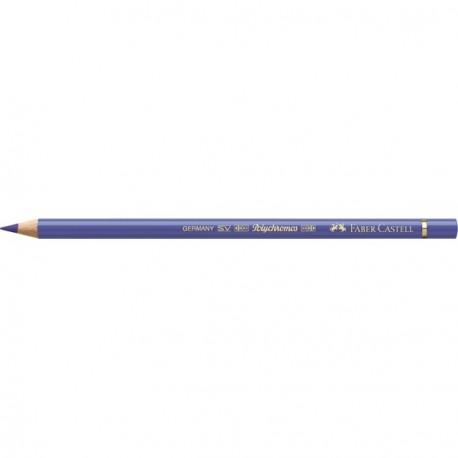 Crayon Faber Castell polychromos bleu ultramarine 120 à l'unité