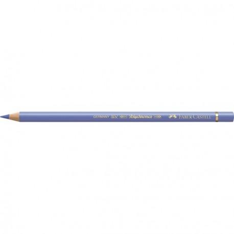Crayon Faber Castell polychromos bleu ultramarine clair 140 à l'unité