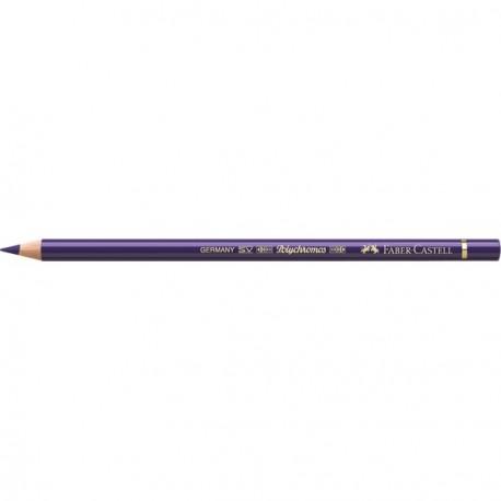 Crayon Faber Castell polychromos bleu de delft 141 à l'unité